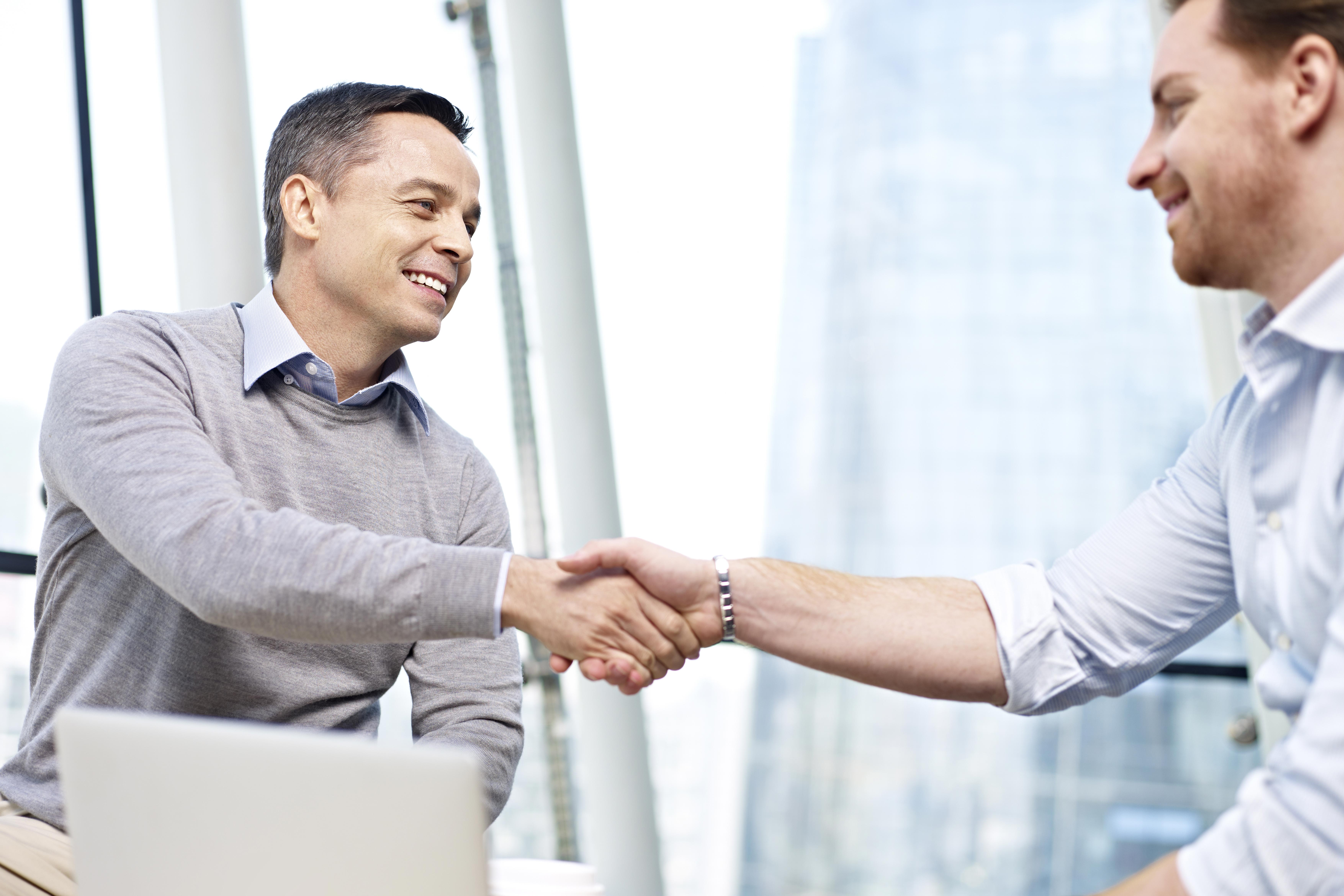 How to manage the handover: advice for managing agents